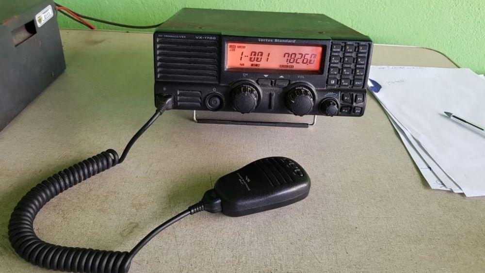 Comunicação na Terra Yanomami é 90% feita por radiofonia — Foto: Valéria Oliveira/G1